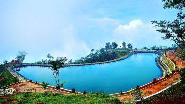 Wisata alam di Yogyakarta agrowisata Embung Batara Sriten