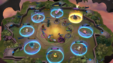 Game Auto-Battler Teamfight-Tactics