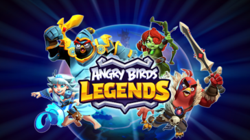 Game Angry Birds Legends