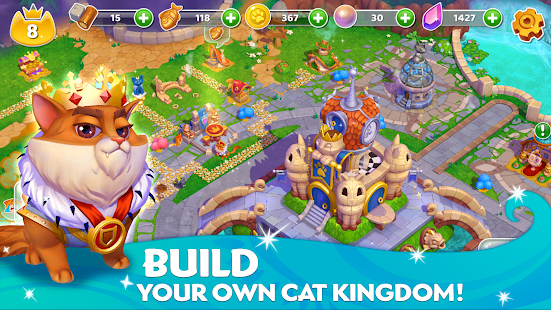 Game Android Bertema Kucing Cats & Magic