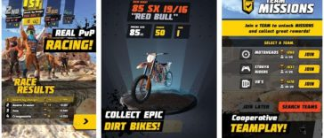 Game Motorcross Dirt Bike Unchained
