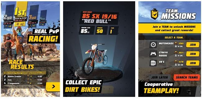 Game Motorcross Dirt Bike Unchained