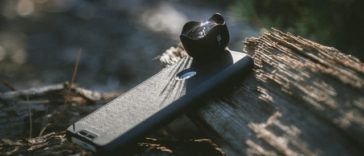 Gambar Ilustrasi Kamera Ponsel sebagai Webcam