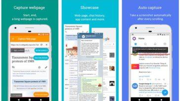 Aplikasi LongShot untuk Membuat Screenshot Panjang
