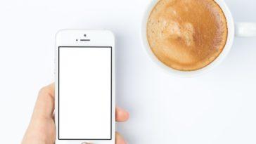 HP Smartphone Warna Putih