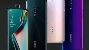 Handphone Oppo K3